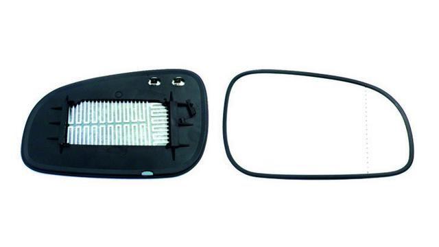 Espejo Cristal + Base Derecho Volvo S60 año 2000 a 2003 ***02