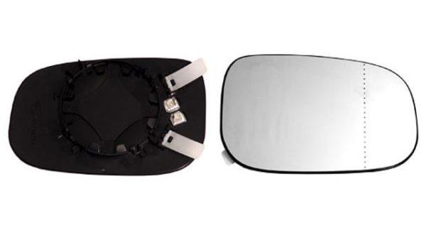 Espejo Cristal + Base Derecho Volvo S60