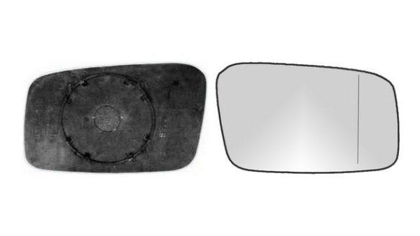 Espejo Cristal + Base Derecho Volvo V40