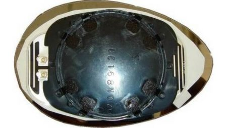 Espejo Cristal + Base Izquierdo Alfa Romeo 156