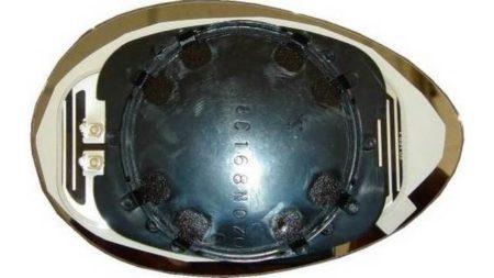 Espejo Cristal + Base Izquierdo Alfa Romeo Mito