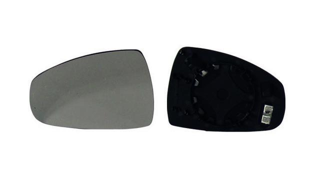 Espejo Cristal + Base Izquierdo Audi A1 año 2010 a 2019|***53