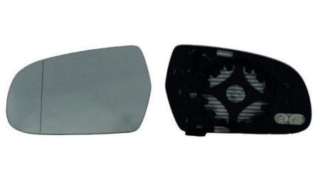 Espejo Cristal + Base Izquierdo Audi A4
