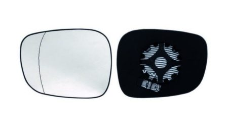 Espejo Cristal + Base Izquierdo Bmw X1