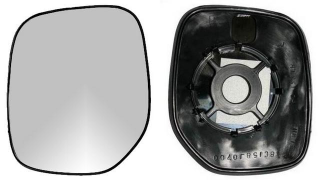 Espejo Cristal + Base Izquierdo Citroën Berlingo año 1996 a 2008 | 31223511