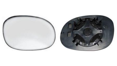 Espejo Cristal + Base Izquierdo Citroën C3