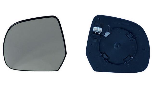 Espejo Cristal + Base Izquierdo Dacia Dokker / Express año 2012 a 2019|**047