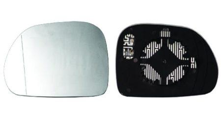 Espejo Cristal + Base Izquierdo Fiat 500l