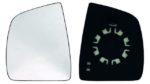 Espejo Cristal + Base Izquierdo Fiat Dobló