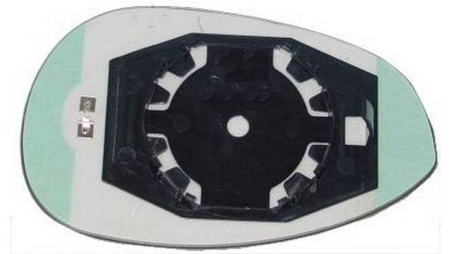 Espejo Cristal + Base Izquierdo Fiat GrandePunto año 2005 a 2018 | 31304311