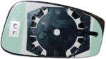 Espejo Cristal + Base Izquierdo Fiat Idea