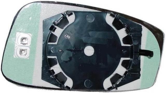 Espejo Cristal + Base Izquierdo Fiat Idea año 2003 a 2008 | 31307211