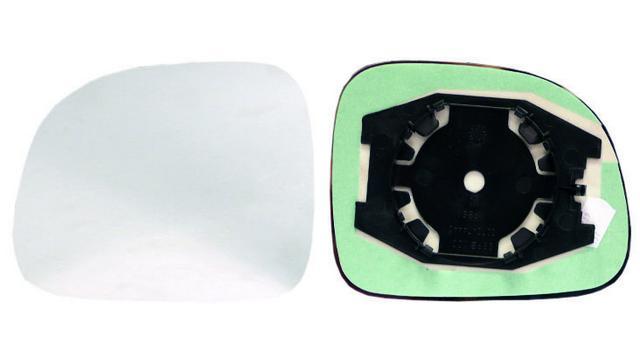 Espejo Cristal + Base Izquierdo Fiat Panda año 2009 a 2012 | 31084437