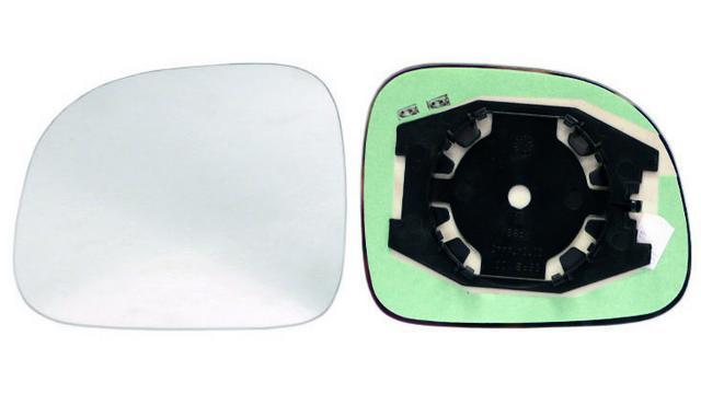 Espejo Cristal + Base Izquierdo Fiat Panda año 2009 a 2012 | 31084911