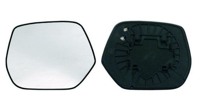 Espejo Cristal + Base Izquierdo Honda CR-V III año 2007 a 2019|**913