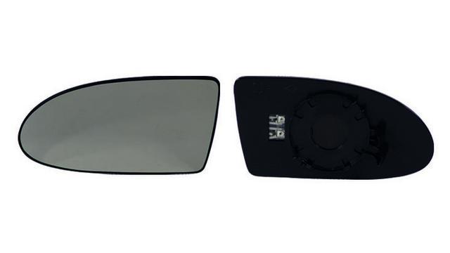 Espejo Cristal + Base Izquierdo Hyundai Accent año 2006 a 2010|**001