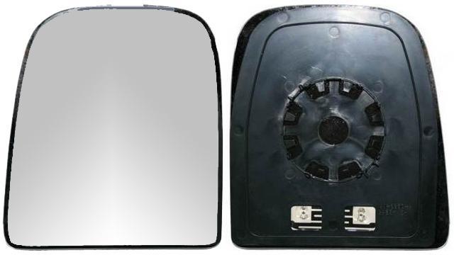 Espejo Cristal + Base Izquierdo Iveco Daily año 2006 a 2011|***11
