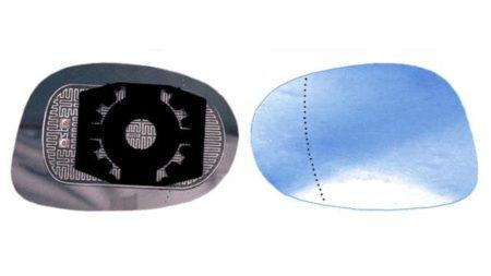 Espejo Cristal + Base Izquierdo Lancia Delta