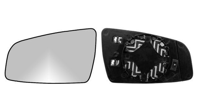 Espejo Cristal + Base Izquierdo Opel Zafira año 2005 a 2008|***41
