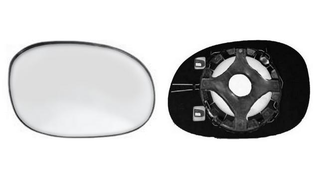 Espejo Cristal + Base Izquierdo Peugeot 206 CC|**041