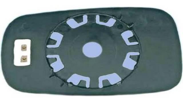 Espejo Cristal + Base Izquierdo Renault Laguna II año 2001 a 2007|***41