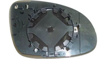 Espejo Cristal + Base Izquierdo Skoda Superb