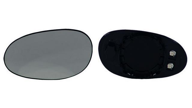 Espejo Cristal + Base Izquierdo Smart ForTwo año 2004 a 2007|***01