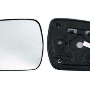 Espejo Cristal + Base Izquierdo Toyota Hilux