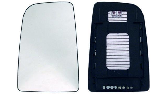Espejo Cristal + Base Izquierdo Volkswagen Crafter año 2006 a 2012|***01