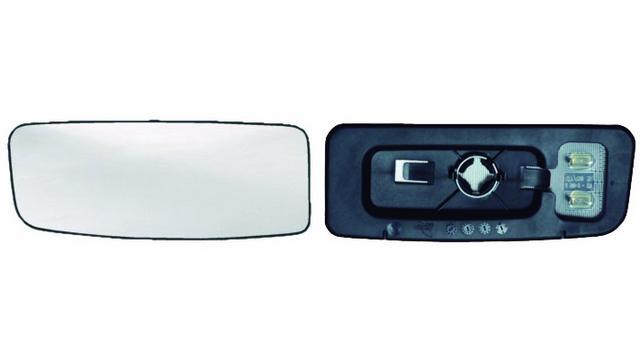 Espejo Cristal + Base Izquierdo Volkswagen Crafter año 2006 a 2012|**001
