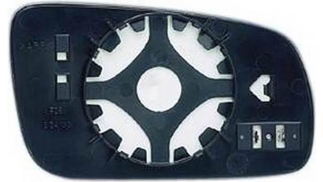 Espejo Cristal + Base Izquierdo Volkswagen Golf IV año 1998 a 2003|**033