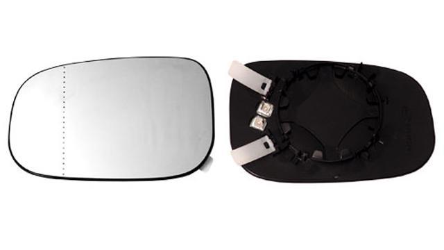 Espejo Cristal + Base Izquierdo Volvo S60 año 2007 a 2010|***21