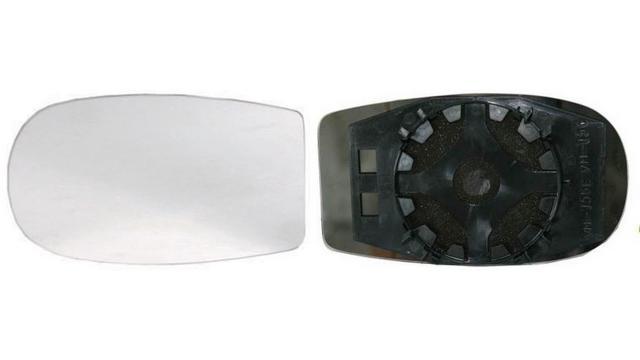 Espejo Cristal + Base Reversible Izdo=Dcho Fiat Punto año 1999 a 2003|***19