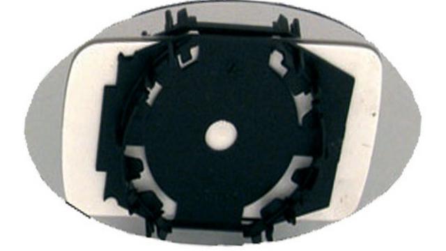 Espejo Cristal + Base Reversible Izdo=Dcho Mini R50 | R53 año 2001 a 2006|***19