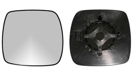 Espejo Cristal + Base Reversible Izdo=Dcho Renault Kangoo