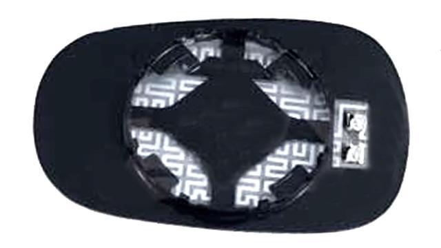 Espejo Cristal + Base Reversible Izdo=Dcho Renault Scénic año 1996 a 2003|***41