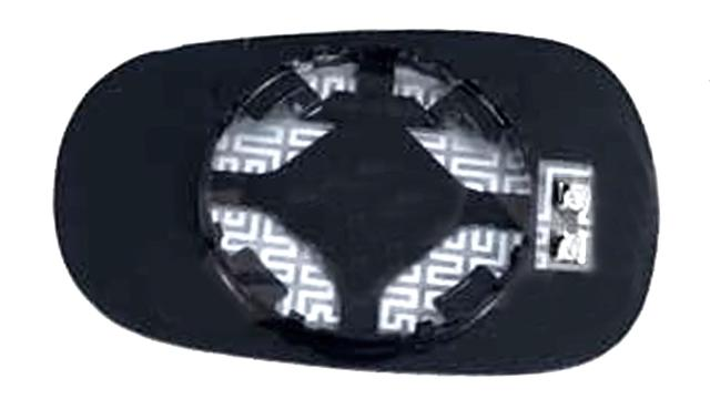 Espejo Cristal + Base Reversible Izdo=Dcho Renault Scénic año 1996 a 2003|***22