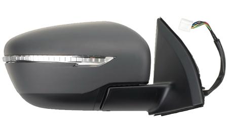 Espejo Completo Derecho Nissan Qashqai (2014-2020)