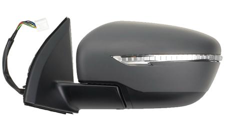Espejo Completo Izquierdo Nissan Qashqai (2014-2020)